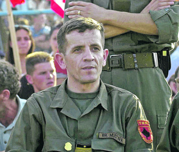 Megvan a koszovói háborús bűnöket vizsgáló különleges ügyészség első gyanúsítottja - A cikkhez tartozó kép