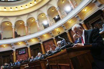 Szerb parlament: Elfogadták a jövő évi költségvetést - A cikkhez tartozó kép