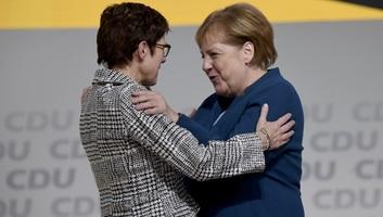 Merkelt váltja a pártvezetésben: Annegret Kramp-Karrenbauer - illusztráció