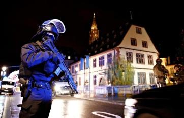Napi fotó: A kedd esti strasbourgi támadásnak a...