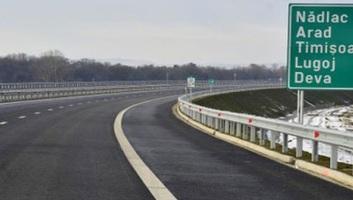 Aláírták a szerződést az észak-erdélyi autópálya magyar határ melletti szakaszának a megépítésére - illusztráció