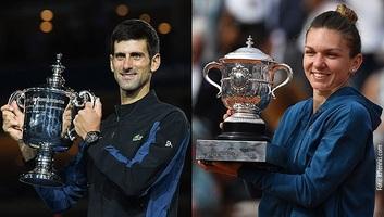 Tenisz: Đoković és Halep a legjobb az ITF szavazásán - illusztráció