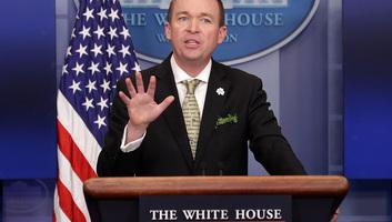 Mick Mulvaney, a Fehér Ház költségvetési igazgatója lesz Donald Trump új kabinetfőnöke - illusztráció