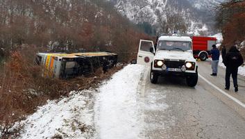 Újvidéki áldozata is van a boszniai buszbalesetnek - illusztráció