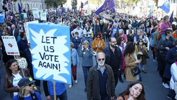 Brexit: Egyre indulatosabbak a viták az újabb népszavazásról - illusztráció