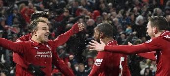Labdarúgás: A Liverpool nyerte a rangadót - illusztráció