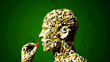 A szervezet antibiotikumai segíthetik a küzdelmet a jövő szuperbaktériumai ellen - illusztráció