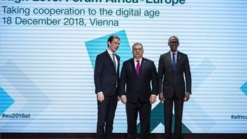 Orbán a EU-Afrika Fórumon: A segítséget kell odavinni és nem a bajt idehozni - illusztráció