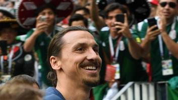 Labdarúgás: Ibrahimović marad az MLS-ben - illusztráció