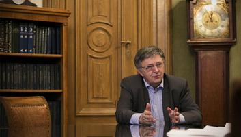 Elsőként az MTA elnöke kapta az európai tudományos akadémiák új díját - illusztráció