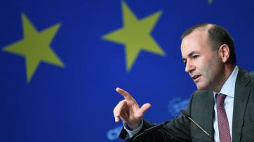 Manfred Weber: Az európaiaknak össze kell tartaniuk - A cikkhez tartozó kép