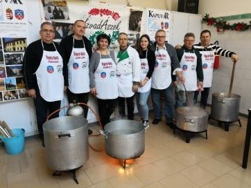 Rim: Mađarski kuvari pripremili svečani ručak za siromahe - A cikkhez tartozó kép