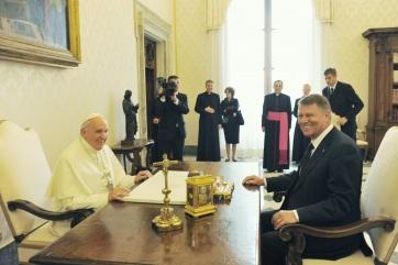 Román lapértesülések szerint Csíksomlyóra is ellátogat idén Ferenc pápa - A cikkhez tartozó kép