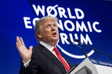 Donald Trump nem utazik el a davosi fórumra - A cikkhez tartozó kép
