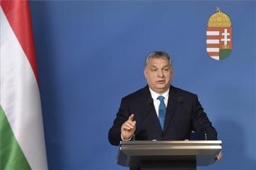 Orbán: A cél, hogy az európai intézményekben a bevándorlásellenesek kerüljenek többségbe - A cikkhez tartozó kép