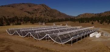 Másfél milliárd fényévről érkező rádiójelet fogtak be csillagászok - A cikkhez tartozó kép