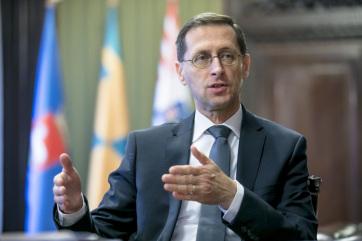 Varga: Magyarország jobban teljesít, a költségvetés is jobban teljesít - A cikkhez tartozó kép