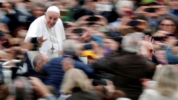 Csíksomlyót is felkeresi Ferenc pápa május végi romániai látogatásán - A cikkhez tartozó kép