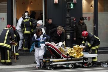 Gázrobbanás Párizs belvárosában: Halálos áldozatok is vannak, többtucatnyian megsérültek - A cikkhez tartozó kép