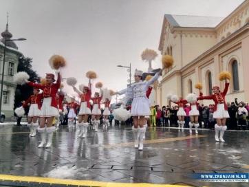 Mimózaünnep volt Nagybecskereken - A cikkhez tartozó kép