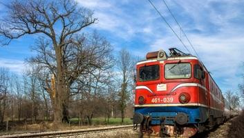 Putyinnal 230 millió eurós vasútfejlesztési szerződést írnak alá - illusztráció