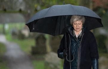 Napi fotó: A Brexit feltételeit taglaló...