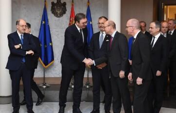 Napi fotó: Szerbia számára kedvező döntést...