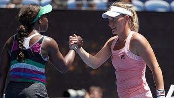 Australian Open: Babos egyesben, Fucsovics párosban búcsúzott - illusztráció