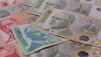 Az idő előtti nyugdíj minden éve 5 ezer dinárba kerül - illusztráció