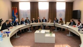 Novi Sad: Početak saradnje sa predsednicima novoizabranih nacionalnih saveta obećava - illusztráció