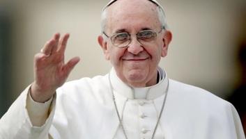 Papa Franjo: jevrejska i hrišćanska religija trebaju zajedno služiti čovečanstvu - illusztráció