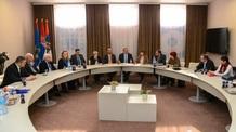 Ígéretes az együttműködés kezdete az újonnan megválasztott nemzeti tanácsok elnökeivel - illusztráció