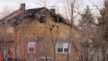 Tűzeset, tragikus végkifejlettel Kishegyesen - illusztráció
