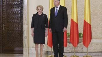Harmadszor is elutasította Iohannis a román kormányfő miniszterjelöltjeit - illusztráció