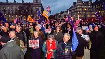 Nagy-Britannia: Január utolsó hetében szavaz az alsóház a kormány új Brexit-tervéről - illusztráció