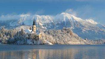 Romlott a Bledi-tó vízminősége a turizmus hatására - illusztráció