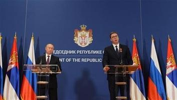 Putyin: Moszkva is aggódik Koszovó lépései miatt - illusztráció