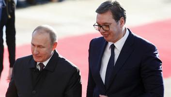 Vučić: Szerbia mindig számíthatott Oroszország támogatására - illusztráció