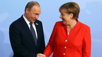 Lavrov: Putyin Merkel kérésére engedélyezte a Kercsi-szoros hajózhatóságának megfigyelését - illusztráció