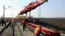 Négy év múlva fejeződik be a Belgrád-Budapest vasútvonal felújítása - illusztráció