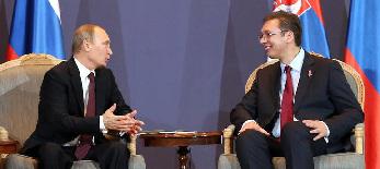Milyen haszonnal járt Putyin szerbiai látogatása? - illusztráció