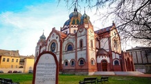 Vasárnaptól nyitva áll a szabadkai zsinagóga a turisták előtt - illusztráció