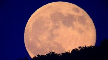 Az évtized utolsó teljes holdfogyatkozása lesz hétfő hajnalban - A cikkhez tartozó kép