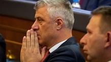A koszovói elnök kész vallomást tenni a háborús bűnöket vizsgáló különleges bíróságon - illusztráció