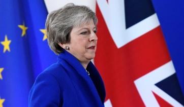 Napi fotó: Theresa May brit miniszterelnök...