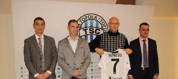 Labdarúgás: Juventus Campot szerveznek Topolyán - illusztráció