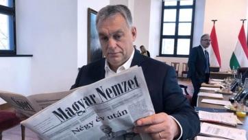 Újraindult a Magyar Nemzet - A cikkhez tartozó kép
