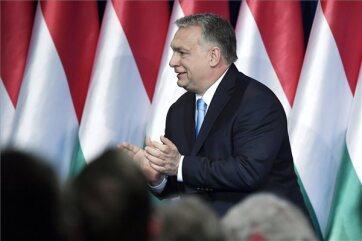 Orbán évértékelő beszéde: A magyarok ismét hisznek a jövőjükben - A cikkhez tartozó kép