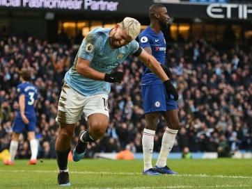 Labdarúgás: A Manchester City kiütötte a Chelsea-t - A cikkhez tartozó kép