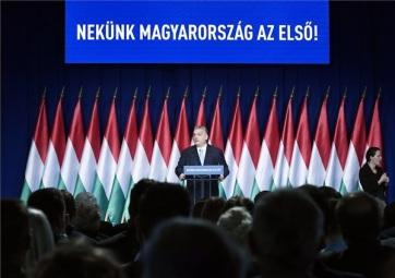 Orban o stanju nacije: Mađari opet imaju veru u budućnost - A cikkhez tartozó kép